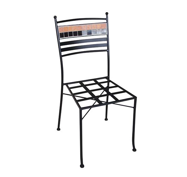 Iron chair TQV_216066