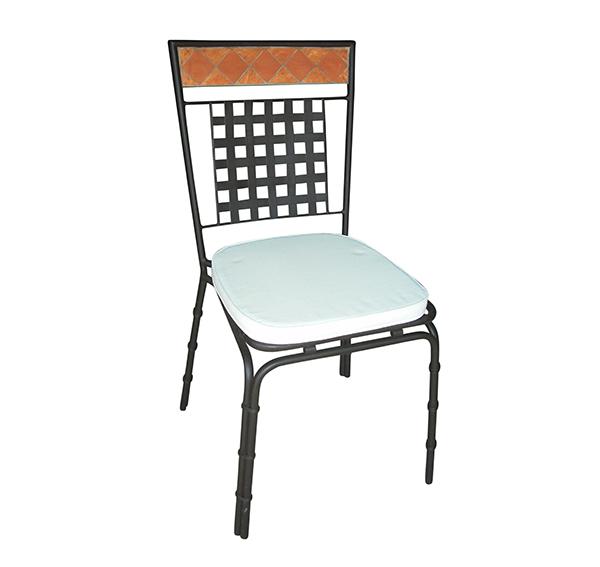 Iron chair TQV_216067