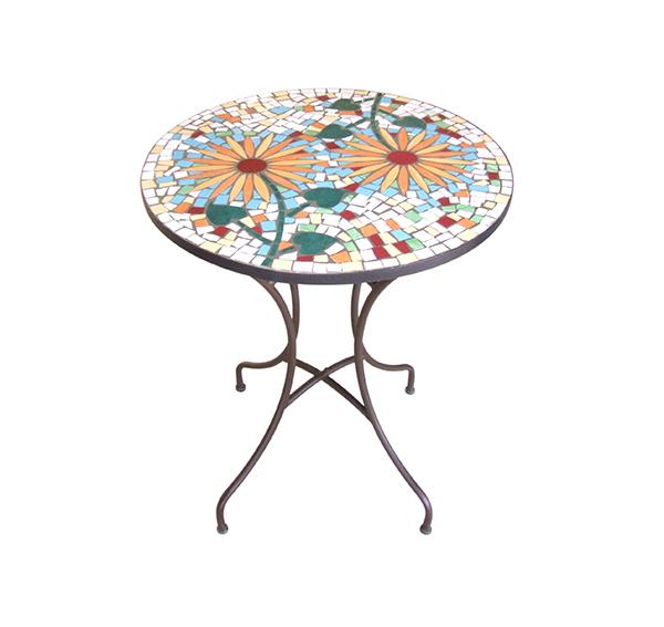 Mosaic Round Table TQV_216053