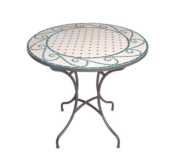 Mosaic Round Table TQV_216043