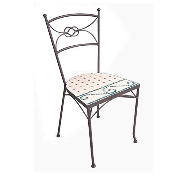 Iron chair TQV_216070