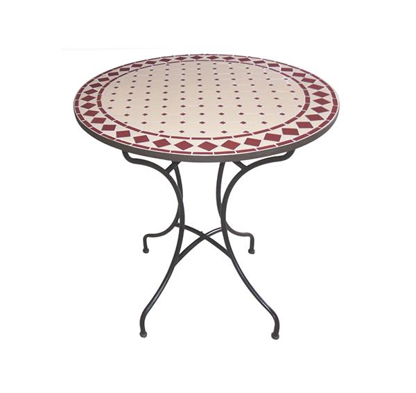 Mosaic Round Table TQV_216045