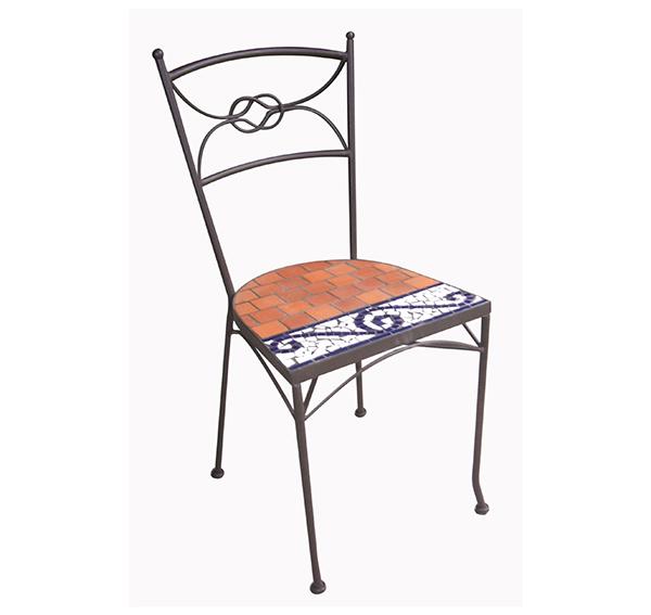 Iron chair TQV_216073