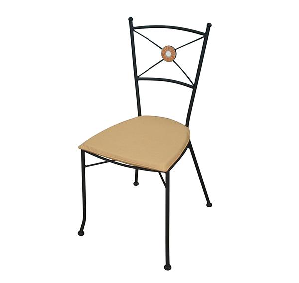 Iron chair TQV_216076