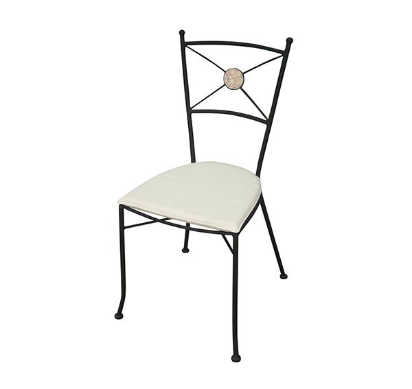 Iron chair TQV_216078