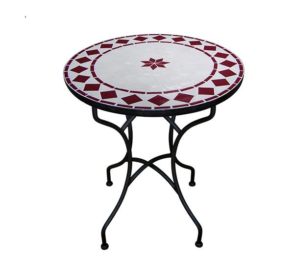 Mosaic Round Table TQV_216042