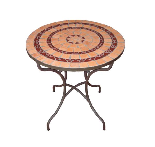Mosaic Round Table TQV_216037