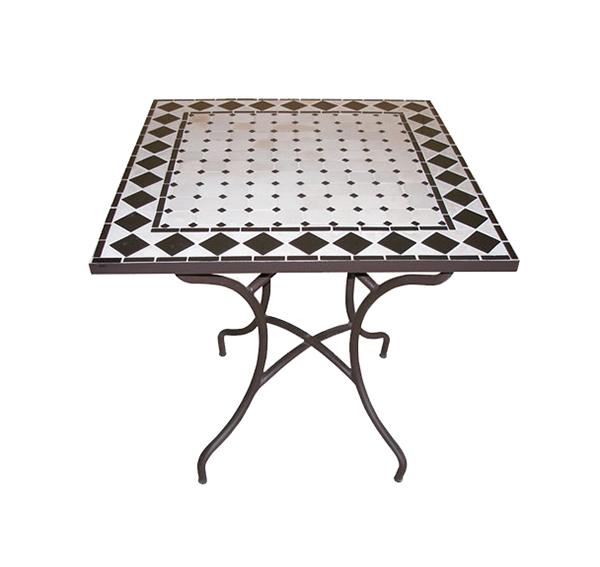 Mosaic Square Table TQV_216039