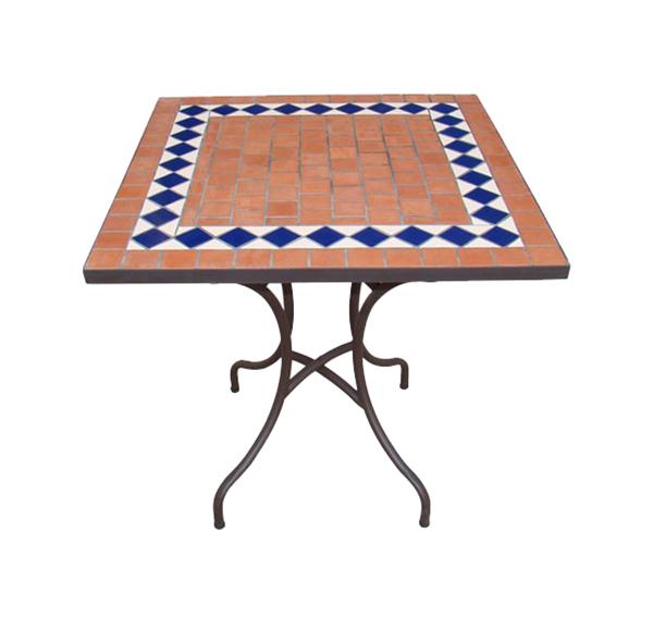 Mosaic Square Table TQV_216040