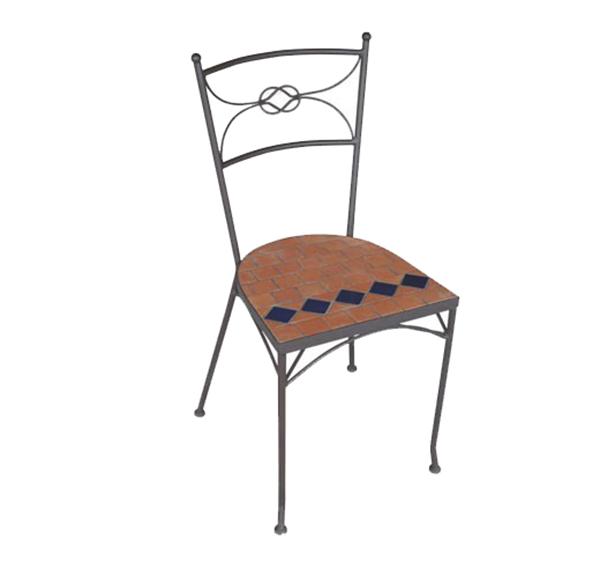 Iron chair TQV_216057