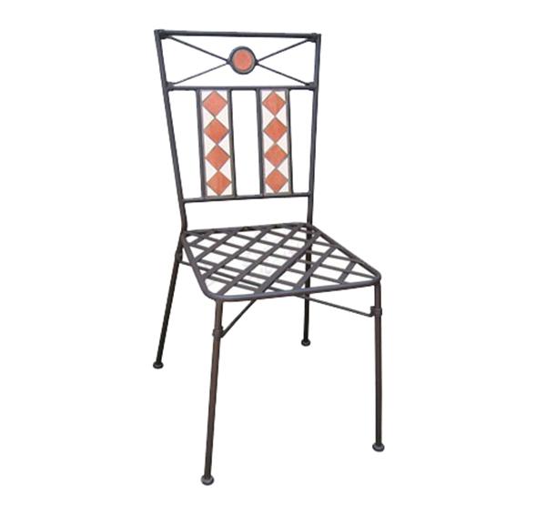 Iron chair TQV_216059