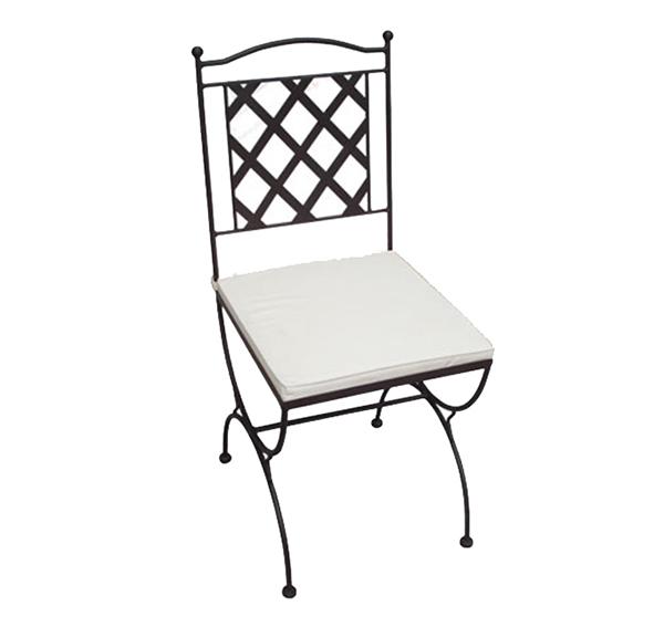 Iron chair TQV_216060