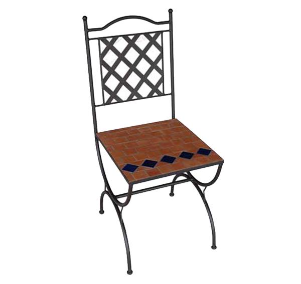 Iron chair TQV_216061