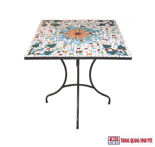 Bàn Vuông Mosaic TQV_216048