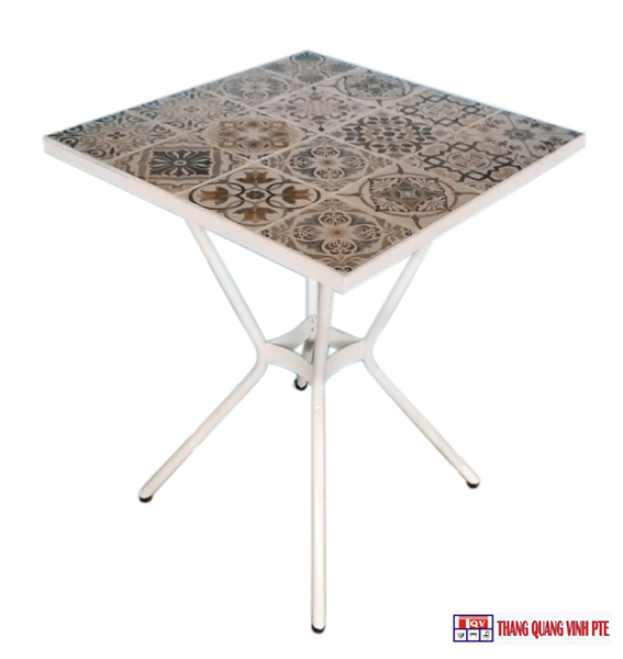 Bàn Vuông Mosaic TQV_216100