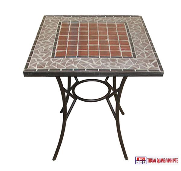 Bàn Vuông Mosaic TQV_216126
